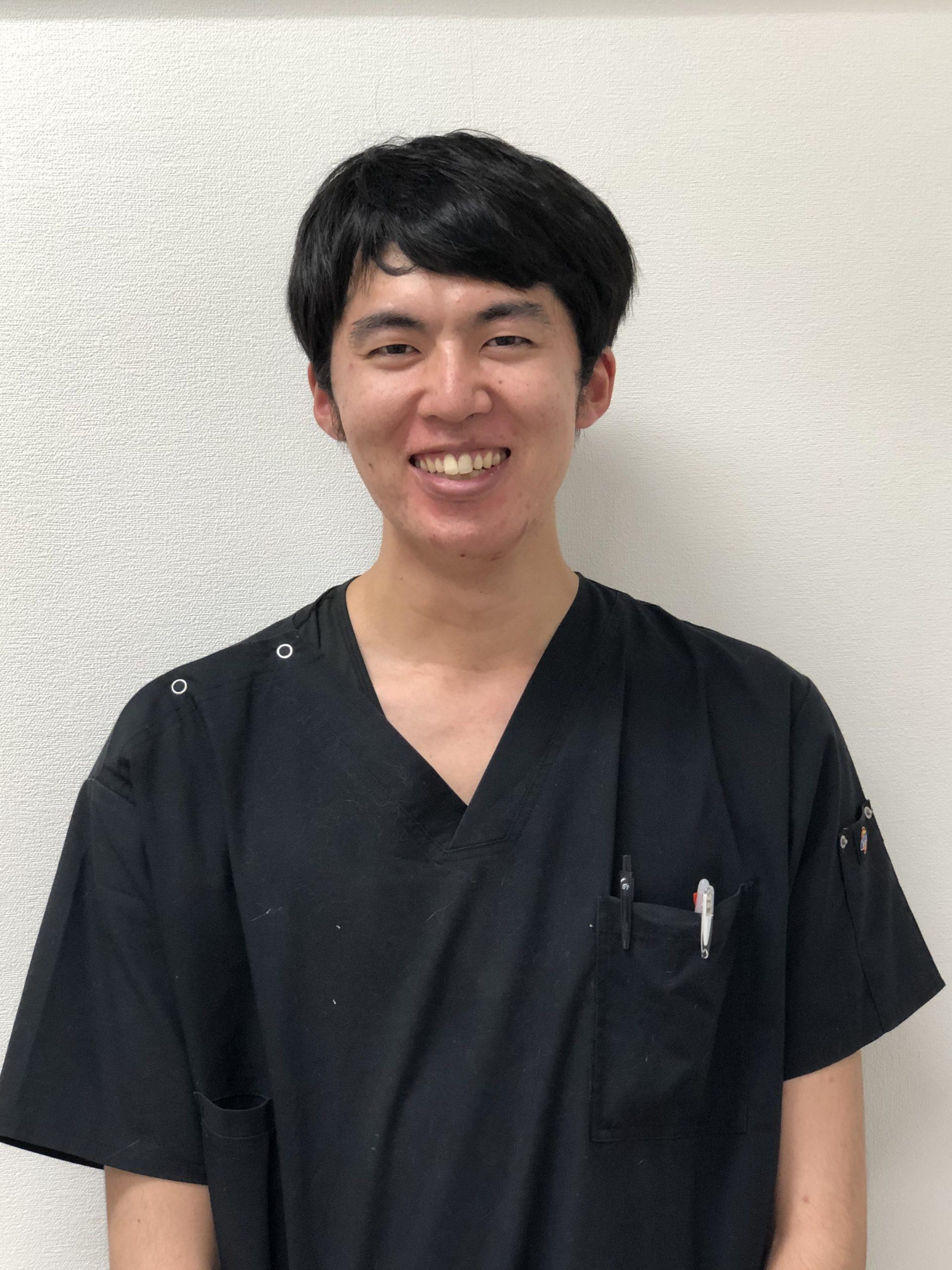 獣医師 池田渓志郎